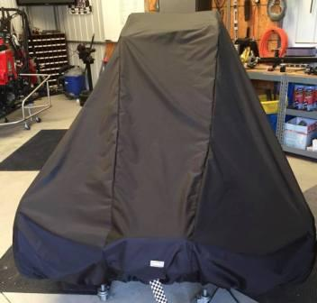 Micro Sprint Car Cover